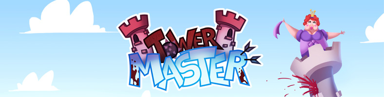 games page button tower master