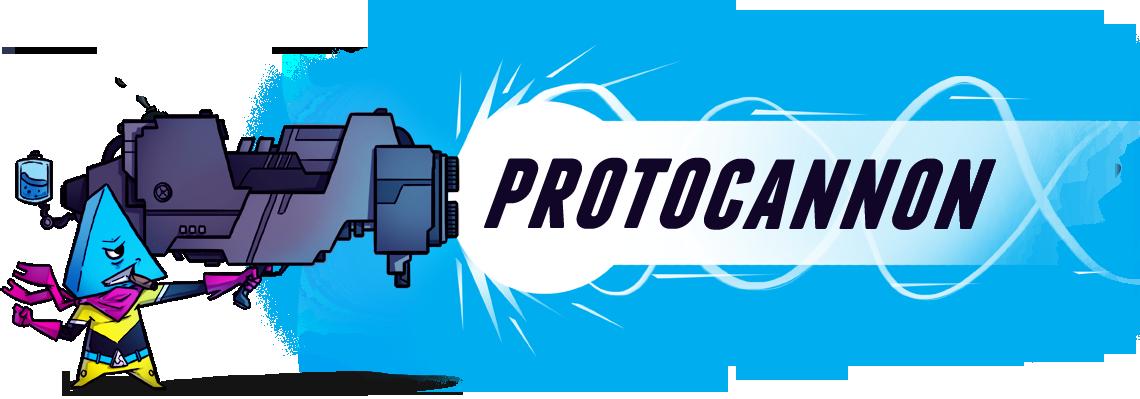 Protocannon